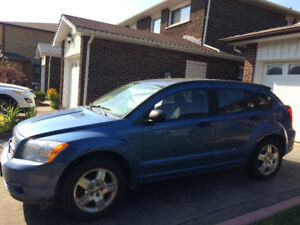 2007 Dodge Caliber Crossover $2000 obo