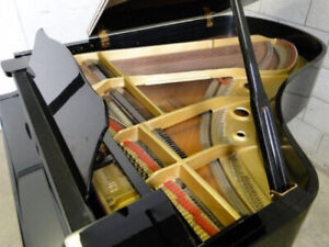 Black Baby Grand Piano for Sale - Yamaha