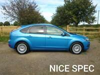 2008 FORD FOCUS 1.8TDCi (115ps) ~ TITANIUM ~ ONE OWNER ~ FULL SERVICE HISTORY