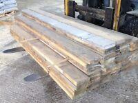 Brand new unused timber