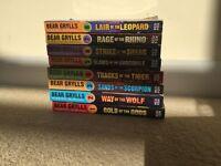 Bear Grylls Mission Survival Children's Books