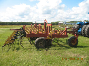Used Bourgault cultivator for sale