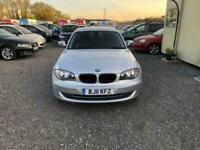 2011 11 BMW 1 SERIES 2.0 118D SPORT 5D 141 BHP DIESEL