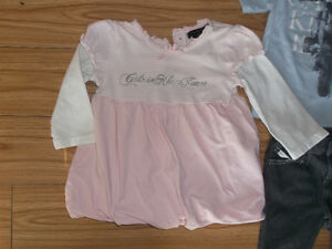 CALVIN KLEIN and OLD NAVY SHIRTS AND PANTS SIZE 2-3X