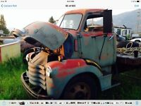 Cabover engine truck wanted