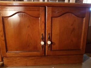 ++SOLID WOOD KITCHEN CABINETS+++