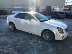 2007 Cadillac CTS Sedan  (((LOADED, COMMAND START)))