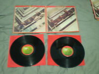 the beatles/1962-1966 33 tour Lp (edition avec la pomme)