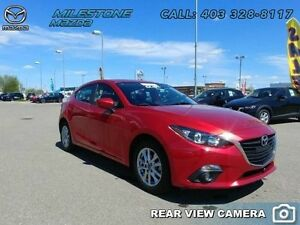 2015 Mazda Mazda3 GS  Sporty hatch, Bluetooth, Heated seats - $1