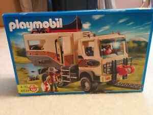 Playmobil Safari - Set 4839 - New In Box Peterborough Peterborough Area image 1