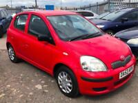 2004/53 Toyota Yaris 1.3 VVT-i T3 LONG MOT EXCELLENT RUNNER