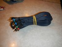 3 cable video ou audio RCA de 6 pieds City of Montréal Greater Montréal Preview