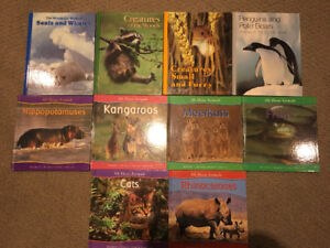 All about Animals books