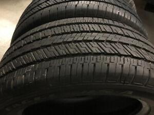 4 pneus Goodyear Eagle RSA 215/55r17