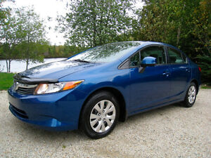 2012 Honda Civic LX *BlueTooth*Cruise*AC* $56 Wkly