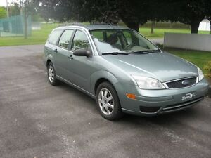 2005 Ford Focus Fourgonnette, fourgon