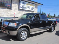 2006 Ford F-150 KING RANCH BAD CREDIT OK $500 DN APPLY NOW