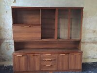 FREE!! Large solid wooden display unit