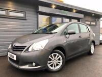 2010 60 Toyota Verso 1.6 V-matic 7 SEATER TR **GREY - FSH - PAN ROOF**
