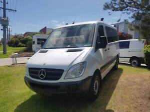 2007 Mercedes Sprinter 315cdi Automatic with RWC and Rego Hallam Casey Area Preview