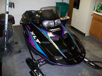 Polaris 600 XLT High output Triple. FAST AND WELL MAINTAINED