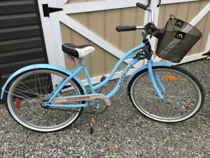 Bicycle-woman's comfort bike