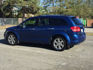 2009 Dodge Journey R/T SUV, Crossover, DVD, Navi, remore start