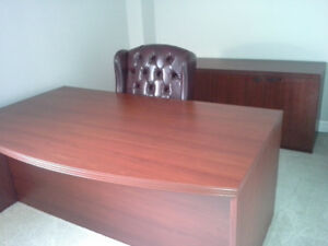 Beautiful Executive Desk For Sale