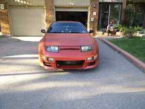 1990 NISSAN 300ZX N/A 2DR 2 SEATER