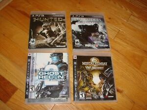 PS3 - GHOST RECON Kitchener / Waterloo Kitchener Area image 1