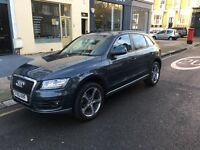 "Audi Q5 2011 2.0 TDI 105k TV/NAV 20"" Alloys Window Tints"