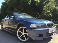Bmw 325ci m sport manual convertible xenon