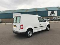 Volkswagen Caddy 1.6 TDI 102PS STARTLINE VAN EURO 5 AIR CON DIESEL MANUAL (2015)