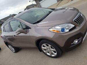 *****2014 AWD TURBO LEATHER BUICK ENCORE*****