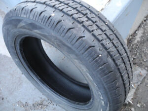 185/60R15C trailer or commercial tire with really nice tread!