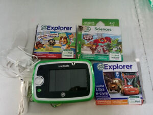 tablette leap frog 3x