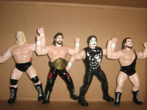 WCW WRESTLING ACTION FIGURE LOT