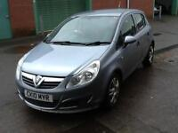 Vauxhall/Opel Corsa 1.2i Energy BARGAIN for a 2010 CAR
