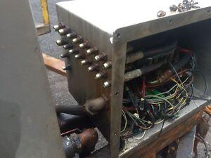 Harnais et valve hydraulique