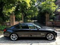 12 PLATE BMW 730d M SPORT DIESEL AUTO PRO NAV XENONS REVERSE CAM 20'' ALLOYS
