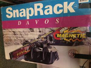 snaprack magnetic ski rack