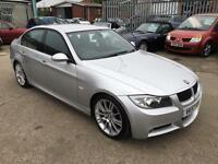BMW 325 3.0TD Auto M Sport 2007/57 Only 132K 12 Months Mot & A Great Spec