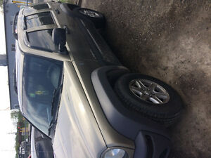 2004 Jeep Liberty Trail rated SUV, Crossover