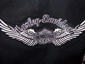 Harley Top-ladies x-small    recycledgear.ca