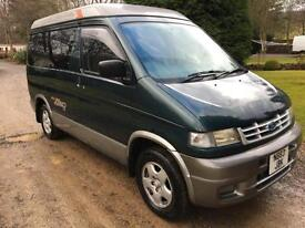 FORD FREDA 2.5TD AUTO 7 SEATER MPV AND 4 BERTH CAMPER MAZDA BONGO ETC