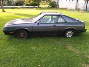 1986 Dodge charger Need Gone This Week London Ontario image 2