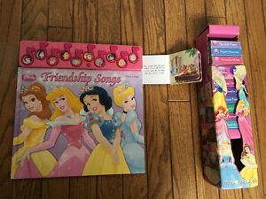 Children's books - princess