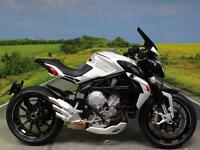 MV Agusta Dragster 800 Brutale **Super low 1300 mile immaculate example**