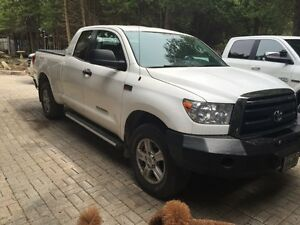 2010 Toyota Tundra extended cab 4x4