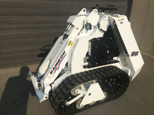 2018 RAMROD MINI SKIDSTEER LOADER (with attachments)